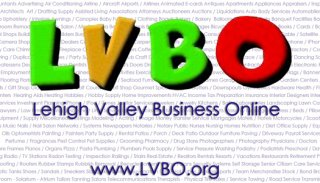 Lehigh Valley Business Online